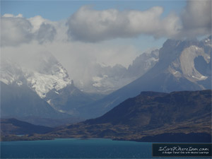 Torres del Paine Wallpaper