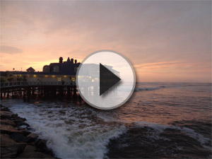 Video Tour: Miraflores District of Lima