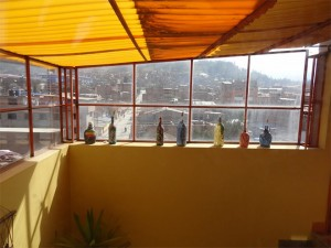 Photo of the Week: Windows in Huaraz